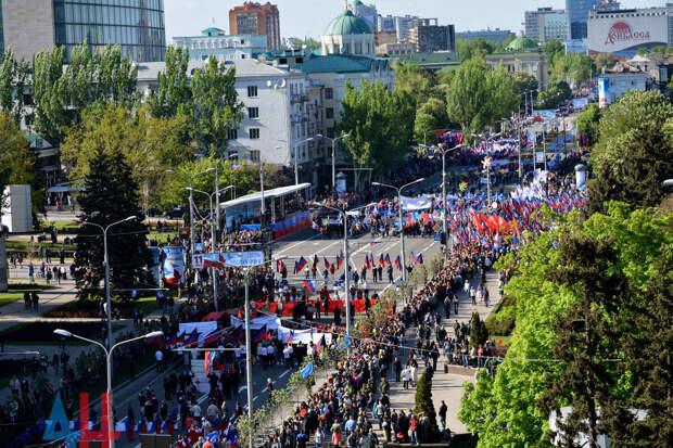 Как живет сегодняшний Донецк