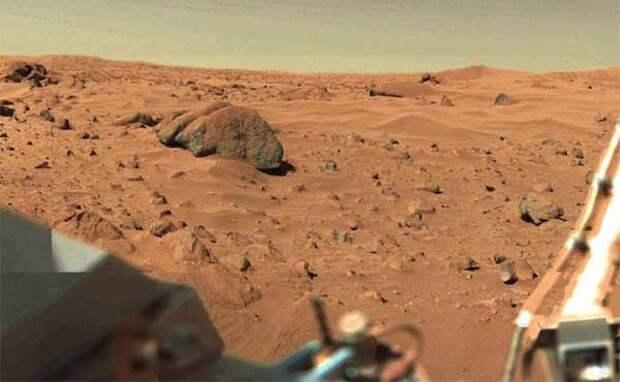 Что погубило жизнь на Марсе?