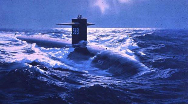 Секретное задание атомной подлодки, после которого она пропала