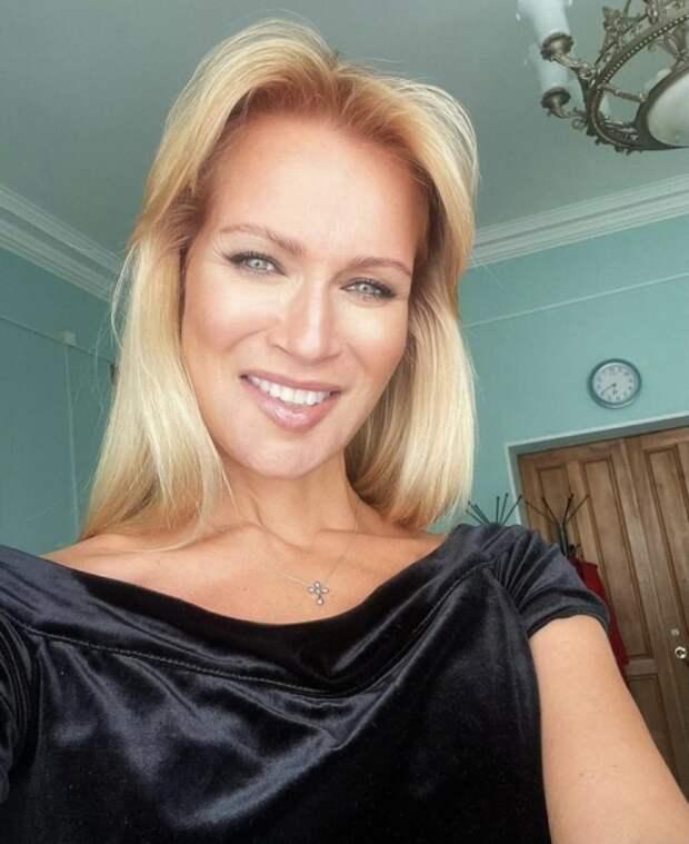 Олеся Судзиловская впервые показала пятилетнего сына