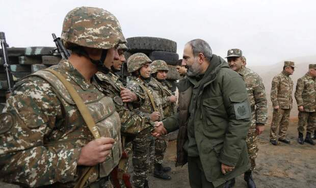 Благодаря кому Армения получила и войну, и позор. Юлия Витязева