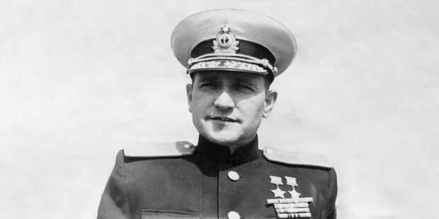 Мемориальная доска герою Советского Союза появится на Новопесчаной