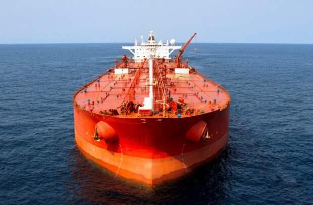 Танкер нефть экспорт США