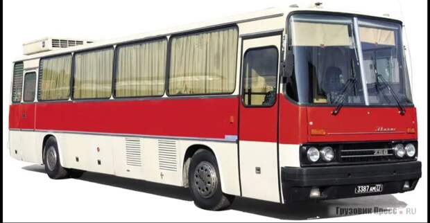 Ikarus 250 – «Ролс-Ройс» среди автобусов