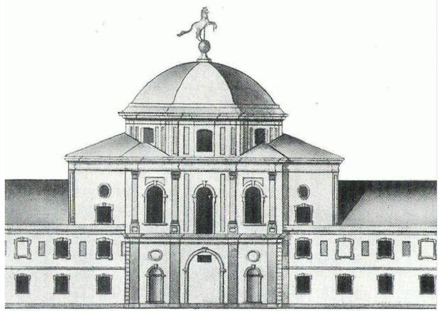 Церковь, в которой отпевали Пушкина