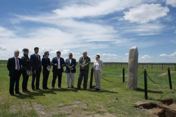 В Монголии начаты раскопки поминального комплекса Тоньюкука