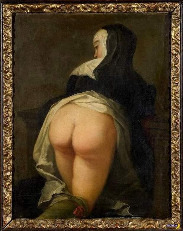 Пошленький юморок из XVIII века