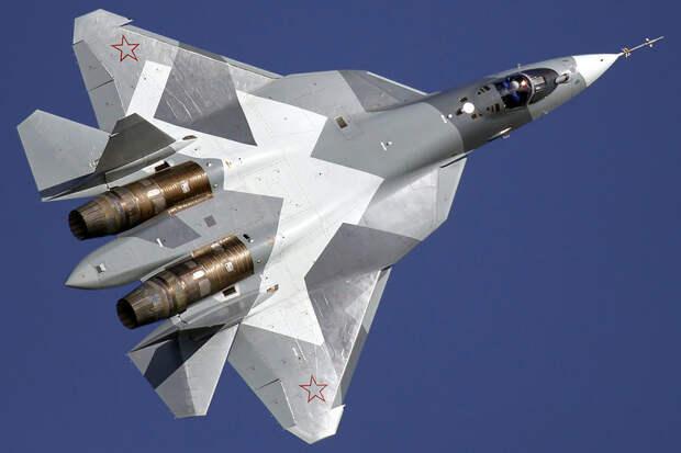Для Су-57 разработают речевое управление