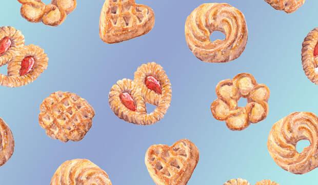 Печенье на фруктозе при сахарном диабете —за и против, польза и вред