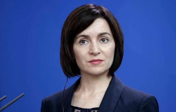 Санду – таран Бухареста в Молдавии по подавлению противников объединения с Румынией