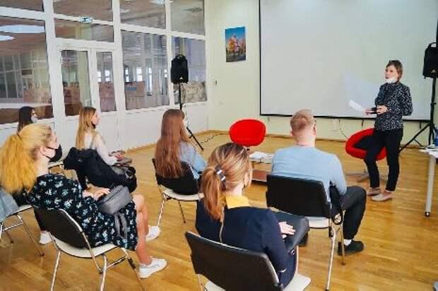 """Студенты Тамбовского филиала РАНХиГС участвовали в профориентационной встрече на тему """"Технология трудоустройства"""""""