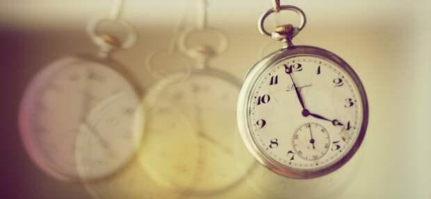 Время ускоряется