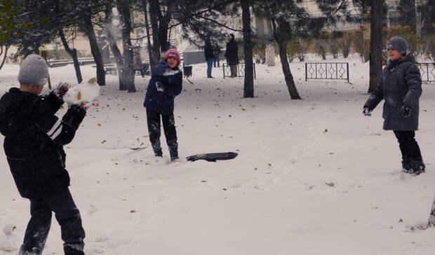 Оренбургским родителям предложили отвлечь детей отмитинга играми ипоходом вкино