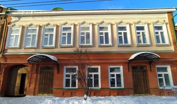 ВОренбурге полностью восстановили здание музея семьи Юрия Гагарина