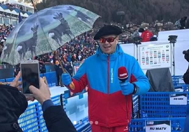 Остановить хамство Губерниева! Аликин пообещал закрытие биатлонной сборной от журналистов, как это делала Вяльбе с лыжниками