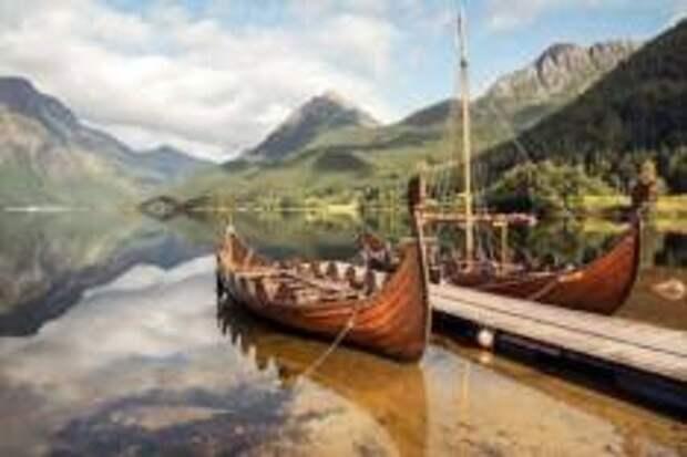 «Сагастад» - ожившая сага о викингах