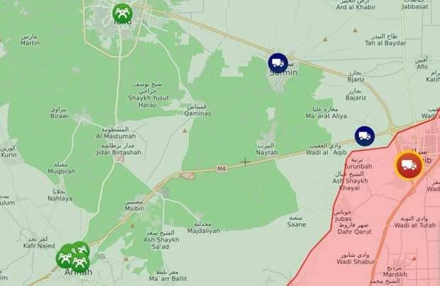 Террористы попытались сорвать российско-турецкое патрулировании в Сирии