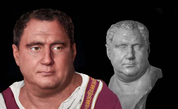 Реконструкция лиц античности. Часть №2