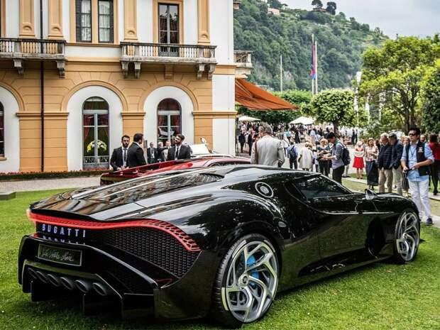 Самая дорогая машина в мире 2020 года