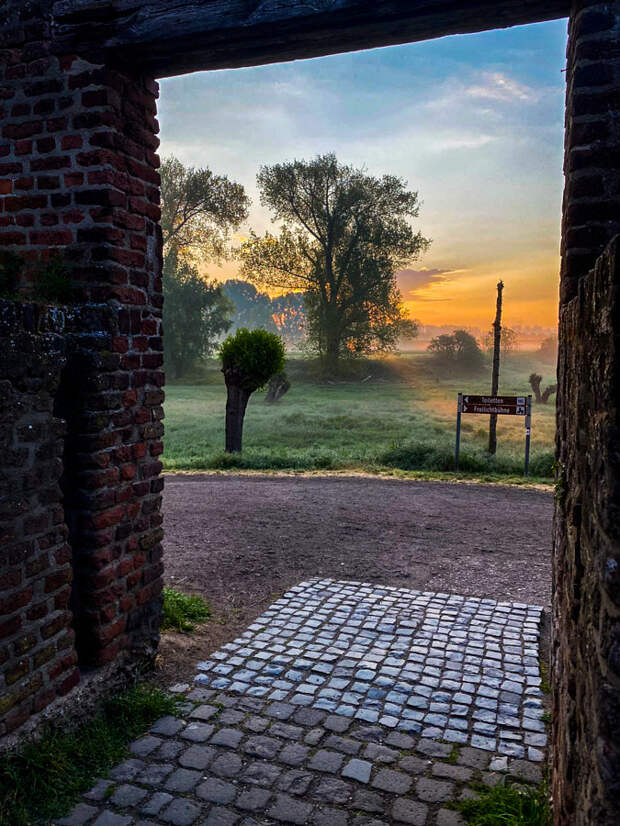 The Gate to Dream by Joerg  on 500px.com