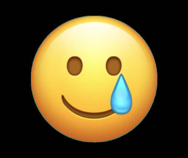 Мужик в фате и улыбка сквозь слезы: 5 новых эмоджи