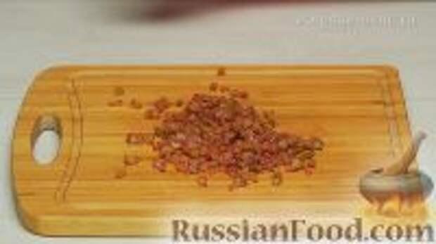 Фото приготовления рецепта: Ботвинья - шаг №13