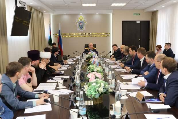 Дмитрий Краснов избран председателем общественного совета при Следственном управлении региона