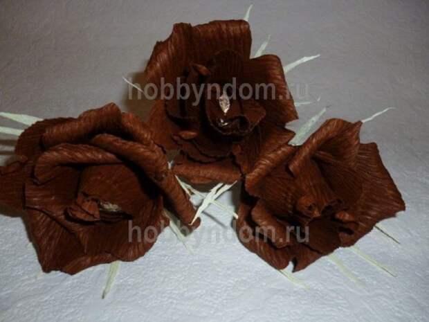 рог изобилия из конфет (11)