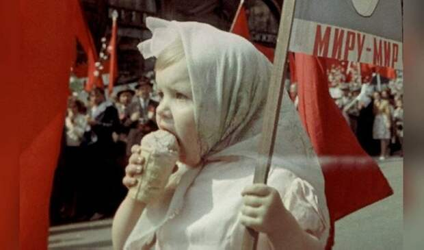 С 1966 года советское мороженое перестало быть натуральным