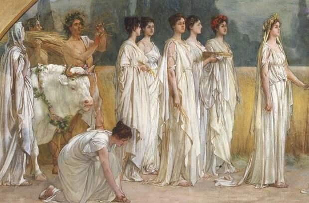 10 исторических фактов об интимной жизни древних греков и римлян
