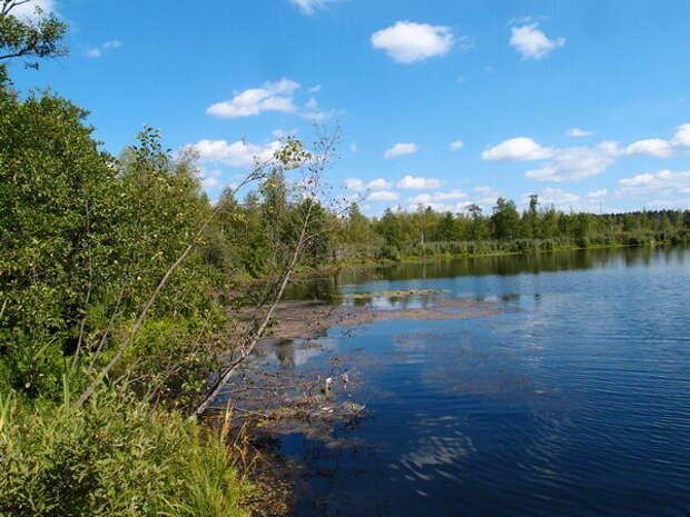 Озеро Бездонное. Источник https://images.app.goo.gl/7SvgTHBNcf4tSrCs9