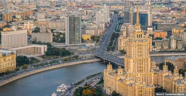 Совокупный рост за услуги ЖКХ с 1 января в Москве будет ниже уровня инфляции. Фото: Е. Самарин, mos.ru
