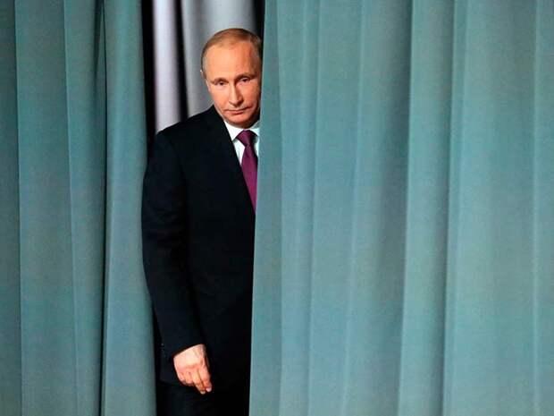 Путин заявил, что инфляция в России снижается благодаря махинациям (подкруткам) со стороны Центробанка