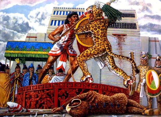 Один из величайших воинов доколумбовой Америки