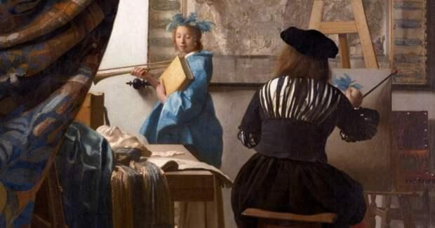 10 тайн мировых шедевров живописи, о которых вы незнали