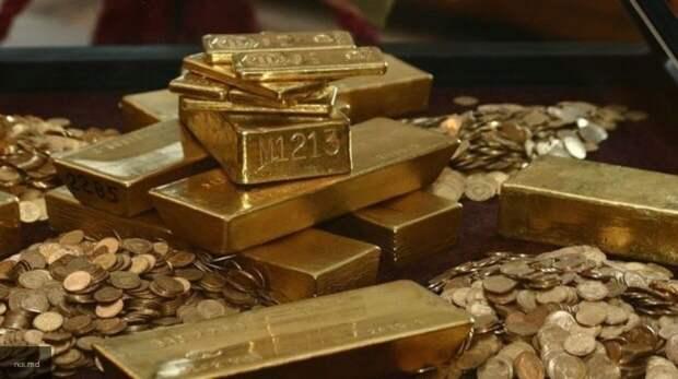 Вывоз золота нанесет ущерб финансовой стабильности США