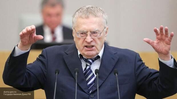 Жириновский предложил сжечь тело Ленина вместо продажи художнику из США