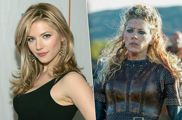 Сама суровость: как изменились звезды сериала «Викинги» с 1-го по 6-й сезон