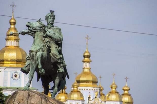 От «памяти» кагрессивной безграмотности: Украина без «батьки Богдана»