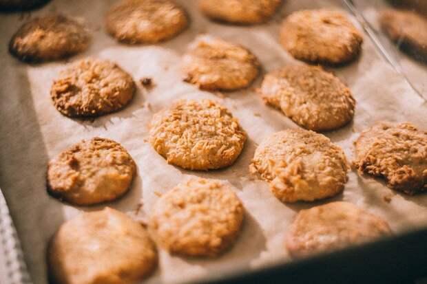 Быстро и вкусно: 5 лучших рецептов печенья за 15минут