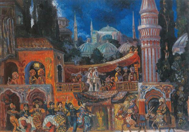 10 театральных художников Серебряного века. Сергей Судейкин