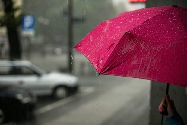 Кратковременные дожди ожидаются в Удмуртии во вторник