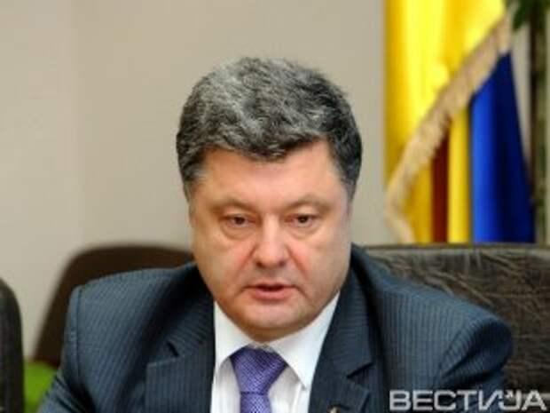 Порошенко провел встречу с Эштон в Минске