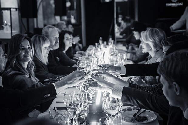 Гости ужина Parmigiani Fleurier