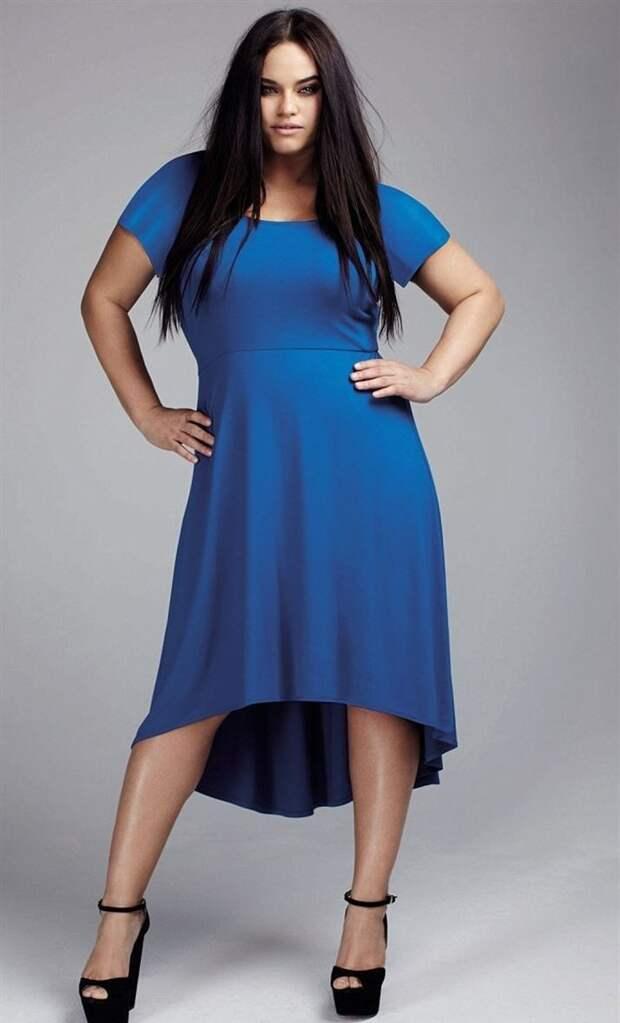 4. Каэла Хамфрис plus-size, девушки, модели, фотографии