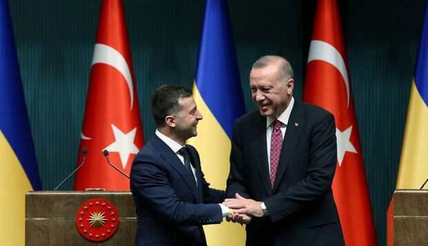 Эрдоган готов устроить на Украине «вторую Сирию» с «Идлибом» в Херсоне – Соловьёв
