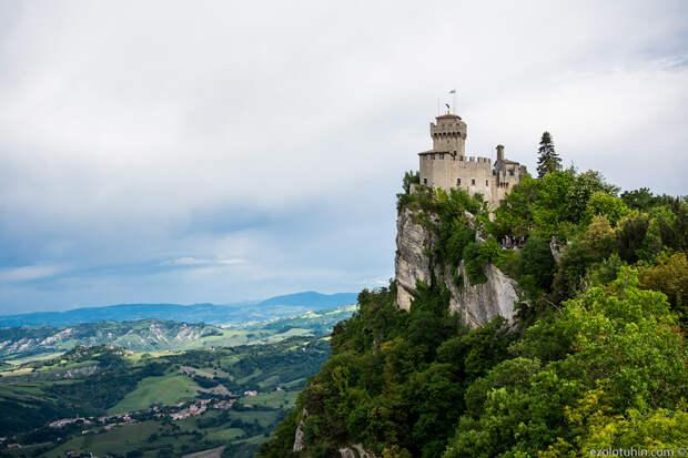 Три башни — три символа Сан-Марино