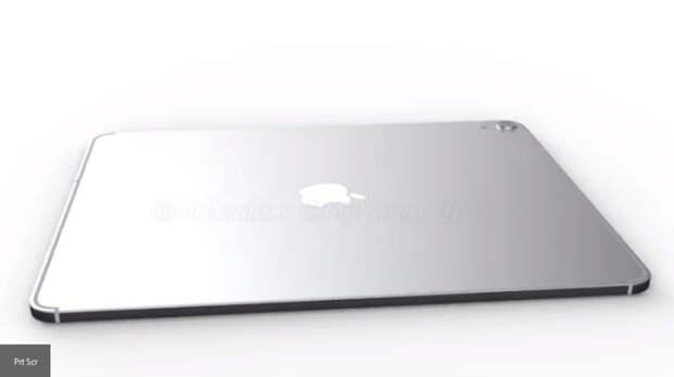 В Apple объяснили происхождение изогнутых корпусов новых iPad Pro