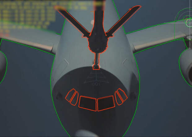 Европейцы испытали систему автоматической дозаправки самолетов