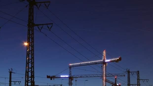 Нарушенное из-за ливня электроснабжение восстановлено на Ставрополье